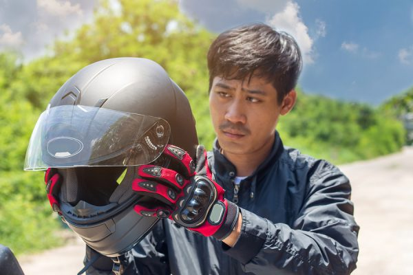 Will Not Wearing A Helmet Affect An Insurance Claim If I Have An Accident In Kansas City?