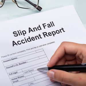 Common Back Injuries From A Slip & Fall Accident In Kansas City